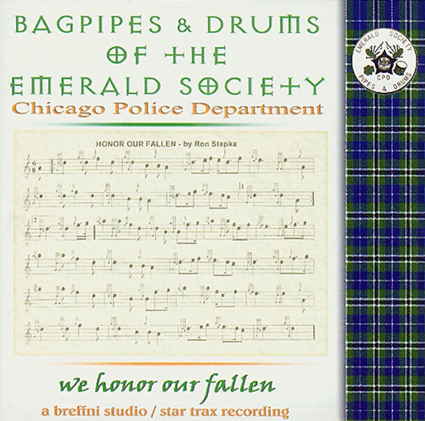 Bagpipes & Drums of the Emerald Society - Music